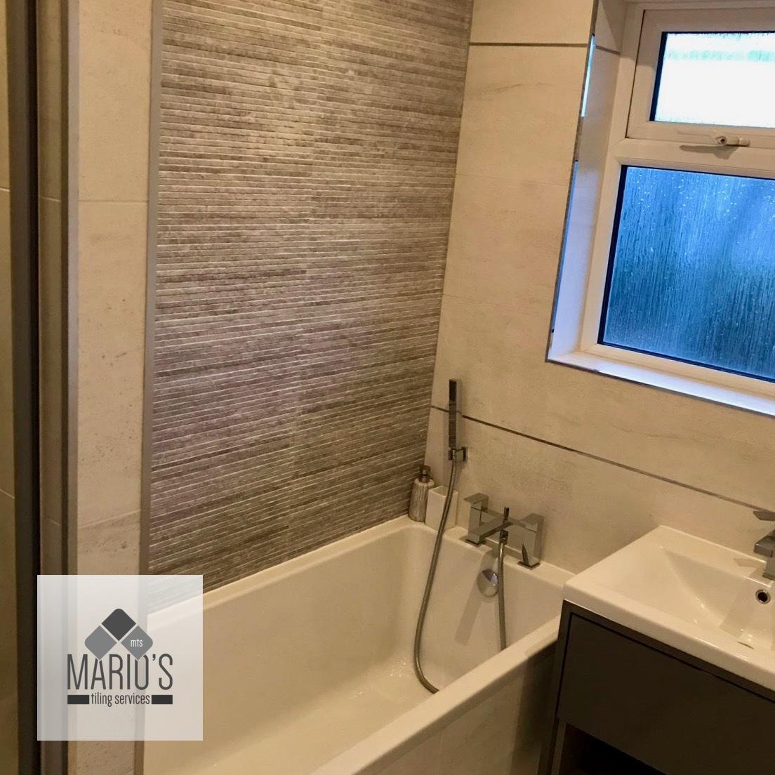 Tiling London Marios Tiling - Bathroom tiler