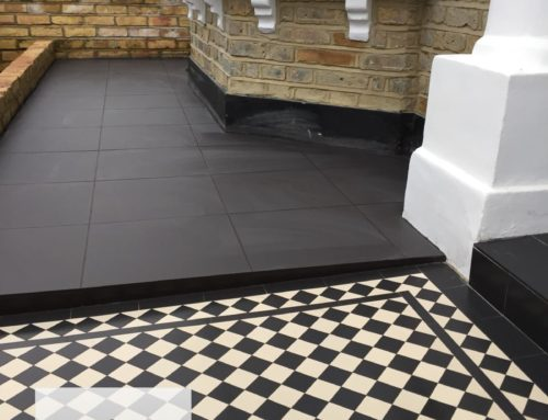 Tiling services Clapham Junction